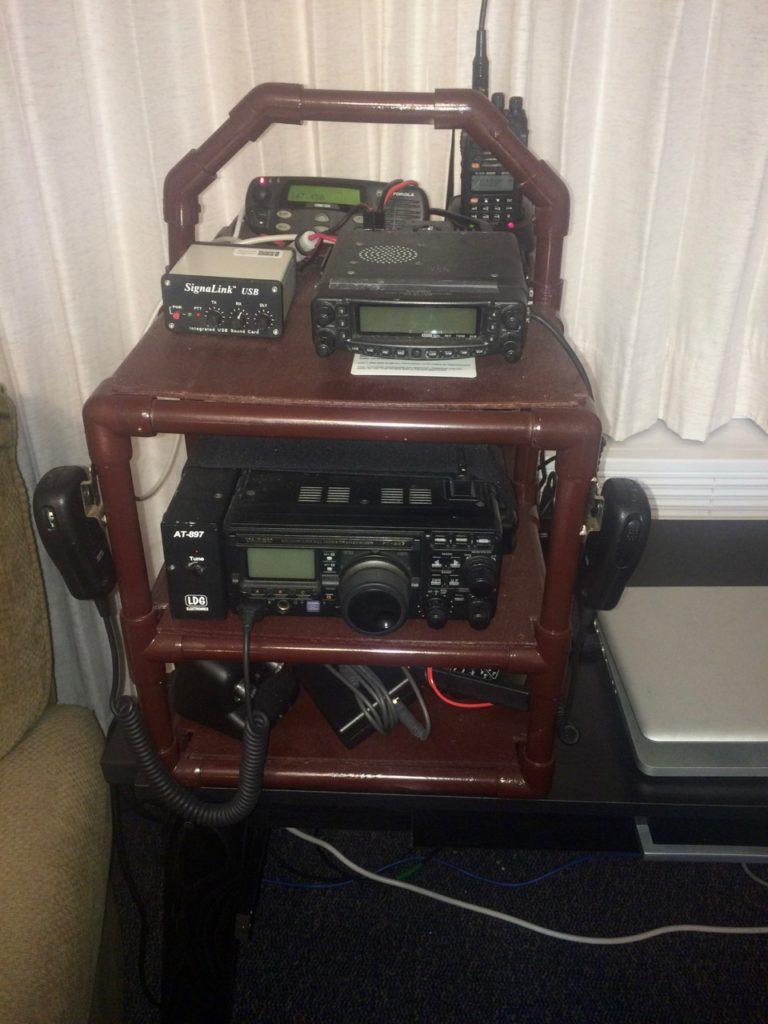Current Ham Radio Station