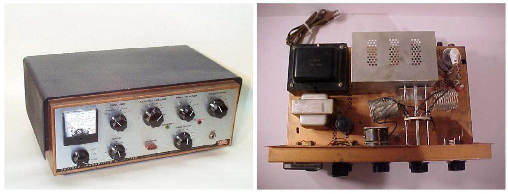 Eico 720 CW Transmitter