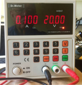 Dr. Meter Bench Power Supply